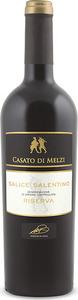Casato Di Melzi Riserva Salice Salentino 2011, Doc Bottle