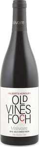 Malivoire Albert's Honour Old Vines Foch 2013, VQA Ontario Bottle