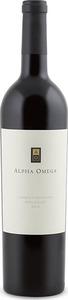 Alpha Omega Cabernet Sauvignon 2010, Napa Valley Bottle
