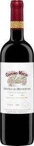Cousiño Macul Antiguas Reservas Cabernet Sauvignon 2012 Bottle