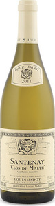 Louis Jadot Clos De Malte Santenay Blanc 2011, Ac Bottle