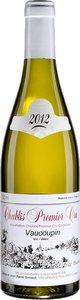 Corinne Et Jean Pierre Grossot Chablis Premier Cru Vaucoupin 2013 Bottle