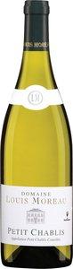 Domaine Louis Moreau Petit Chablis 2014 Bottle