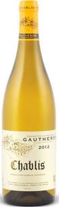 Domaine Gautheron Chablis 2013 Bottle