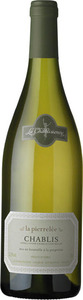La Chablisienne La Pierrelee Chablis 2012 Bottle