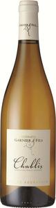 Garnier & Fils Chablis 2013 Bottle
