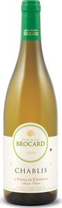 Jean Marc Brocard Les Vieilles Vignes De Sainte Claire Chablis 2013 Bottle