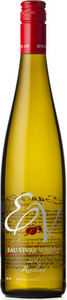 Eau Vivre Winery & Vineyards Riesling 2014, BC VQA Similkameen Valley Bottle