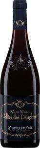 Cellier Des Dauphins Carte Noire 2013, Cotes Du Rhone Bottle