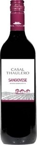 Casal Thaulero Sangiovese 2012, Terre Di Chieti, Abruzzo Bottle
