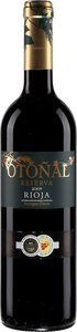 Otonal Reserva 2009 Bottle