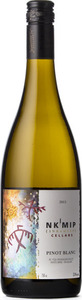Nk'mip Cellars Pinot Blanc 2012, BC VQA Okanagan Valley Bottle