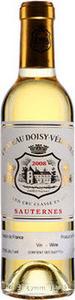 Château Doisy Védrines 2008, Ac Sauternes, 2e Cru (375ml) Bottle