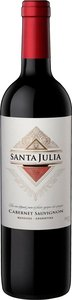 Santa Julia Cabernet Sauvignon 2014 Bottle