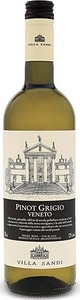 Villa Sandi Pinot Grigio 2014, Veneto Igt Bottle