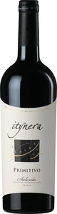Itynera Primitivo 2013, Igt Salento Bottle