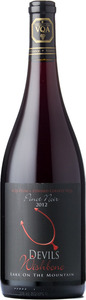 Devils Wishbone Pinot Noir 2012, Prince Edward County Bottle
