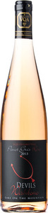 Devils Wishbone Pinot Gris Rosé 2013 Bottle