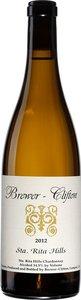 Brewer Clifton Santa Rita Hills Chardonnay 2012, Santa Rita Hills, Santa Barbara, Calfornia Bottle