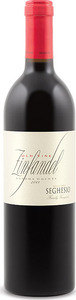 Seghesio Old Vine Zinfandel 2011, Sonoma County Bottle