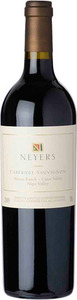 Neyers Cabernet Sauvignon Neyers Ranch Conn Valley 2010 Bottle