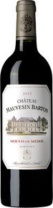 Château Mauvesin Barton 2012 Bottle