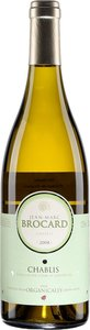 Jean Marc Brocard Chablis 2008, Ac Bottle