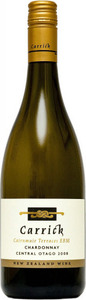 Carrick Cairnmuir Terraces Ebm Chardonnay 2009 Bottle
