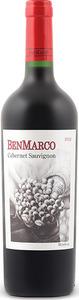 Benmarco Cabernet Sauvignon 2013, Mendoza Bottle