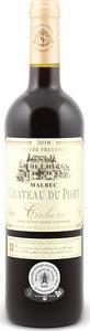 Château Du Port Cuvée Prestige Malbec 2010, Ac Cahors Bottle