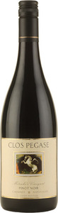 Clos Pegase Mitsuko's Vineyard Pinot Noir 2012, Carneros Bottle