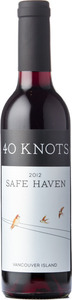 40 Knots Safe Haven 2012, Vancouver Island Bottle