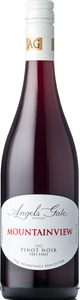 Angels Gate Feet First Mountainview Pinot Noir 2012, Niagara Peninsula Bottle
