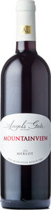 Angels Gate Mountainview Merlot 2012, Beamsville Bench Bottle