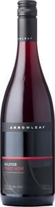 Arrowleaf Solstice Pinot Noir 2012, Okanagan Valley Bottle
