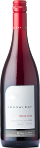 Arrowleaf Pinot Noir 2013, BC VQA Okanagan Valley Bottle