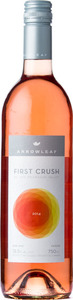 Arrowleaf First Crush Rosé 2014, Okanagan Valley Bottle