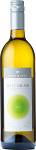 Arrowleaf First Crush White 2014, BC VQA Okanagan Valley Bottle