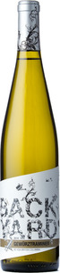 Backyard Vineyards Gewurztraminer 2014, British Columbia Bottle