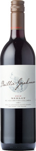 Baillie Grohman Merlot 2012 Bottle