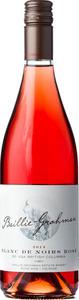 Baillie Grohman Blanc De Noirs Rosé 2014, BC VQA British Columbia Bottle