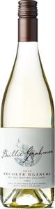 Baillie Grohman Recolte Blanche 2014, BC VQA British Columbia Bottle
