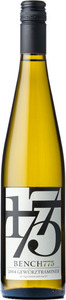 Bench 1775 Gewurtztraminer 2014 Bottle