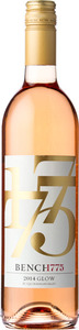 Bench 1775 Winery Glow 2014, VQA Okanagan Valley Bottle