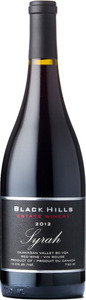 Black Hills Syrah 2012, BC VQA Okanagan Valley Bottle