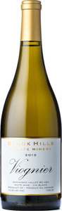 Black Hills Viognier 2013, BC VQA  Bottle