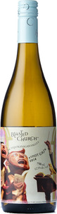 Blasted Church Pinot Gris 2014, VQA Okanagan Valley Bottle