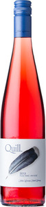 Blue Grouse Quill Rosé 2013, Vancouver Island Bottle