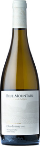 Blue Mountain Reserve Chardonnay 2012, Okanagan Valley Bottle
