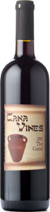 Cana Vines The Guest 2011, Okanagan Valley Bottle